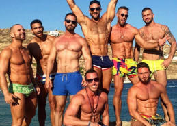 12 sizzling beach towns that offer plenty of sand, eye candy, and skimpy Speedos