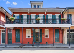 5 most romantic boutique hotels in New Orleans