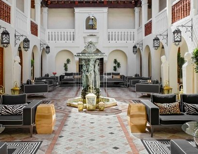 Want to get inside the Versace mansion? Eat at this new